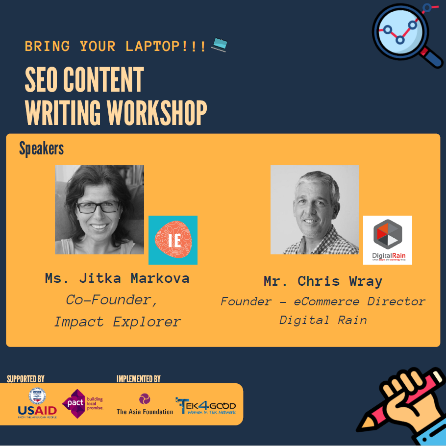 SEO Content Writing Workshop