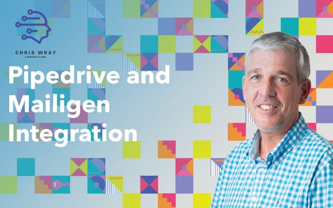 Pipedrive Mailigen Integration